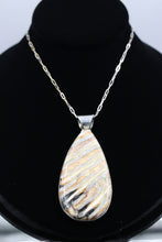 Load image into Gallery viewer, FOSSILIZED WOOLY MAMMOTH TOOTH PENDANT