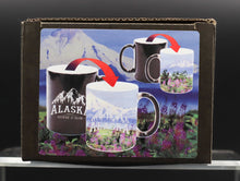 Load image into Gallery viewer, ALASKAN FIREWEED ADVENTURE COLOR CHANGING 11 OZ MUG