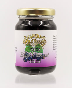 ALASKA WILDBERRY BLACK CURRANT JELLY 5.25 OZ JAR