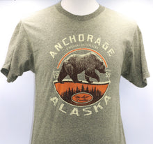 Load image into Gallery viewer, FIFTY FIFTY GRIZZLY BEAR T-SHIRT