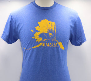 YELLOW STATE OF MIND T-SHIRT