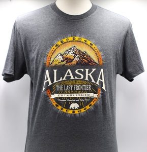 LAGER MOUNTAIN GRIZZ T-SHIRT