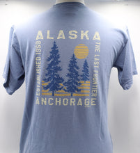 Load image into Gallery viewer, BIG BOX PINES WEATHERED T-SHIRT