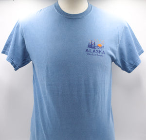 ACE OF BASE MOUNTAIN WEATHERED T-SHIRT