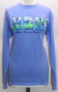 TRIFOLD MOUNTAIN TREE LONG SLEEVE