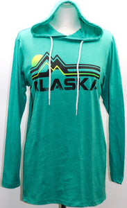RIDING LINE MOUNTAIN LONG SLEEVE HOODIE