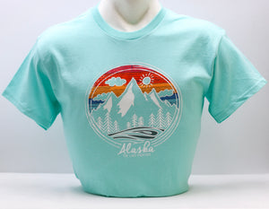 BRILLIANT MOUNTAIN YOUTH T-SHIRT