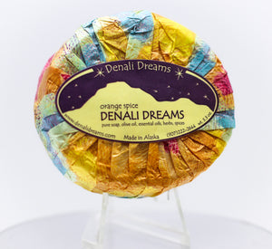 DENALI DREAMS MANLY MAN SOAP