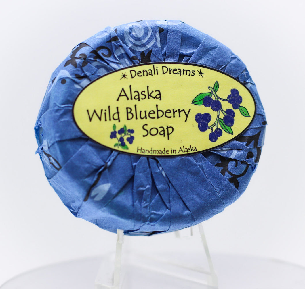 DENALI DREAMS BLUEBERRY SOAP