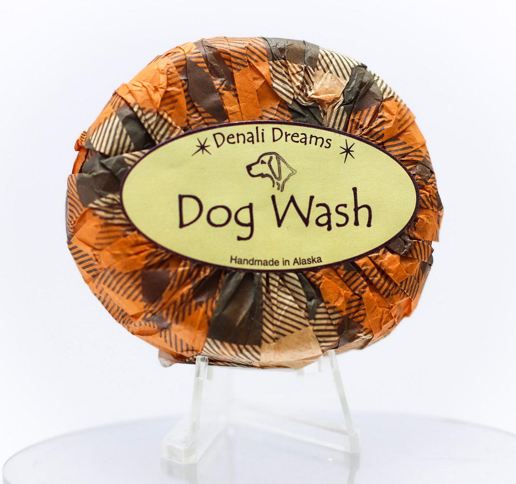 DENALI DREAMS DOG WASH SOAP