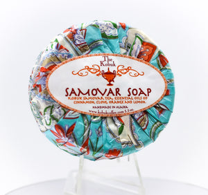 THE KOBUK SAMOVAR SOAP