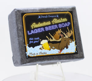 LAGER BEER SOAP