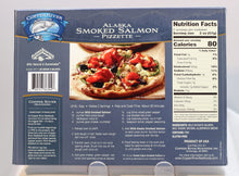 Load image into Gallery viewer, WILD ALASKAN SMOKED SOCKEYE SALMON 4 OZ FILLET