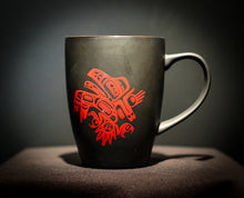 Load image into Gallery viewer, TOTEMIC RUNNING RAVEN 14 OZ MUG