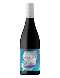 Bottle of Aphelion Tendance Shiraz with blue and navy label