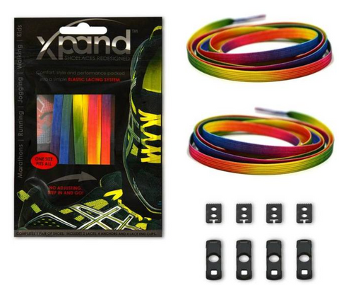 Xpand Laces Rainbow
