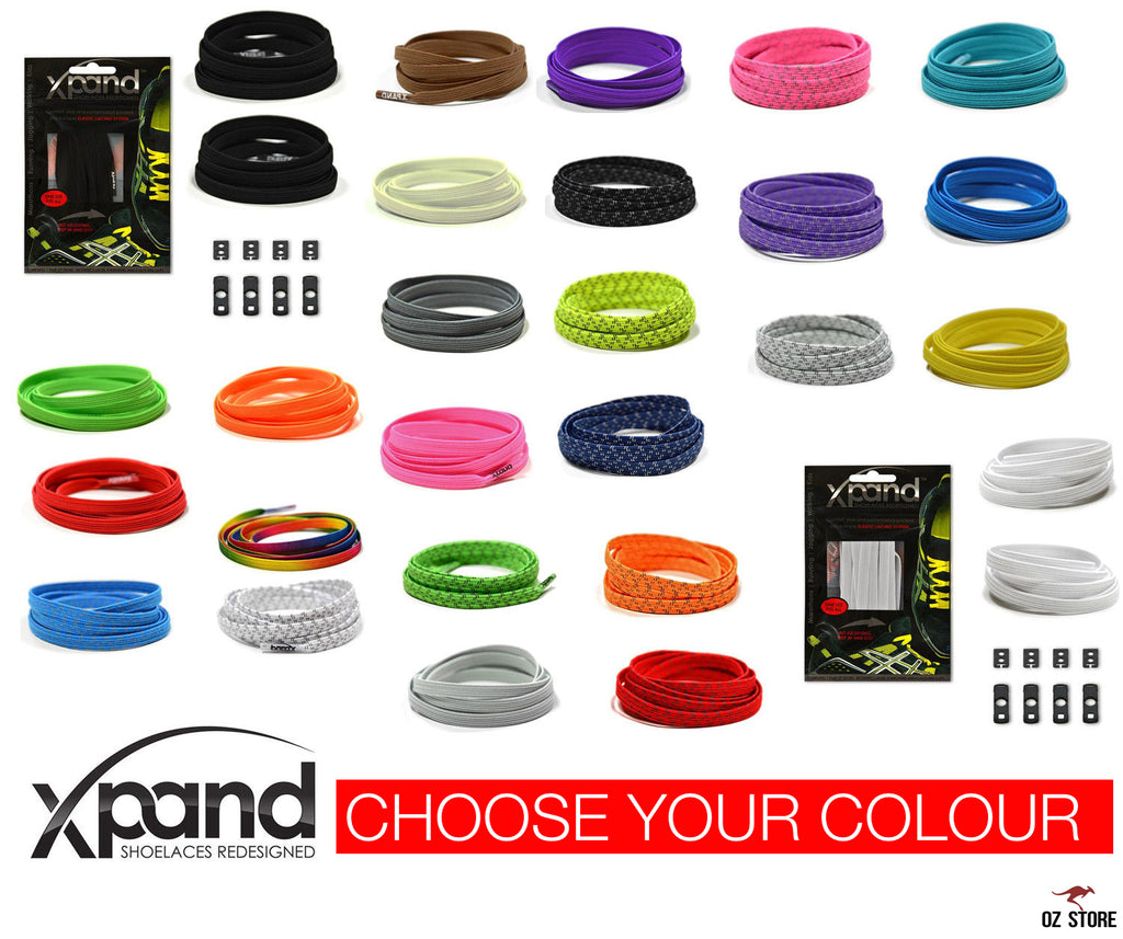 What's the best colour for shoelaces from Xpand®