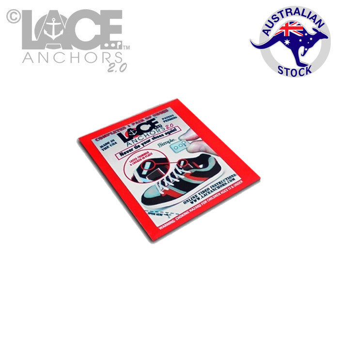 Lace Anchors 2.0 - Buy 2 get 1 FREE (single)