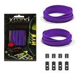 Xpand™ - No Tie Shoelaces System with Best Elastic Laces
