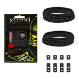 No Tie Shoelaces System with Best Elastic Laces from Xpand™