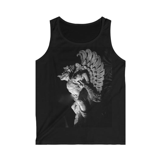 Men's Softstyle Tank Top - Dangel of Bali