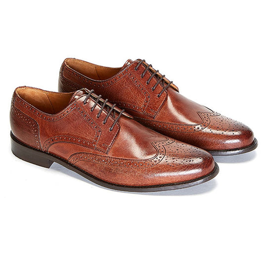 STURLA Wingtip Leather shoes