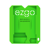 Ezgo wallet™ - Super Compact, Holds SD cards, Bills, Bank Cards and Floats in Water