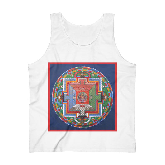 Mandala Ultra Cotton Tank Top