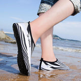 Unisex Beach Shoes Outdoor Swimming Aqua Shoes Water