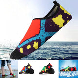 Unisex Printed Summer New Swimming Light Aqua Shoes