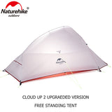 Naturehike CloudUp Series Ultralight Hiking Tent 2 person