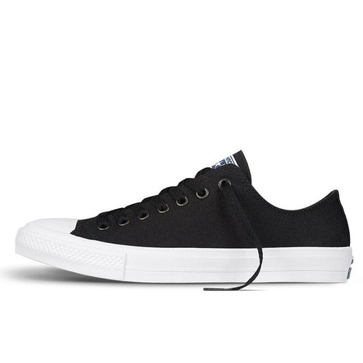 Original Converse Chuck Taylor ll Unisex Skateboarding Canvas Low top Sneakers