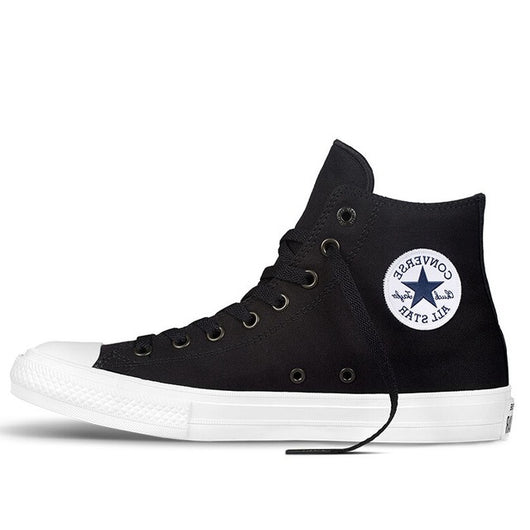 7f6ae86fb7 Original New Arrival Converse Chuck Taylor ll Unisex High top Skateboarding  Shoes Canvas Sneakers