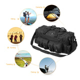 Outdoor Hiking Gear Shoulder Bag Multifunctional & High Capacity
