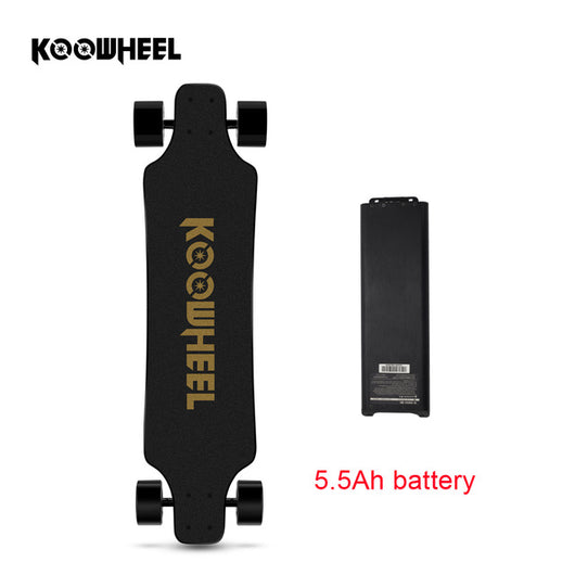 Koowheel Upgraded Electric Skateboard 4 Wheels Self Balance Scooters Smart Longboard Dual Motor Hoverboard Skate for Adult