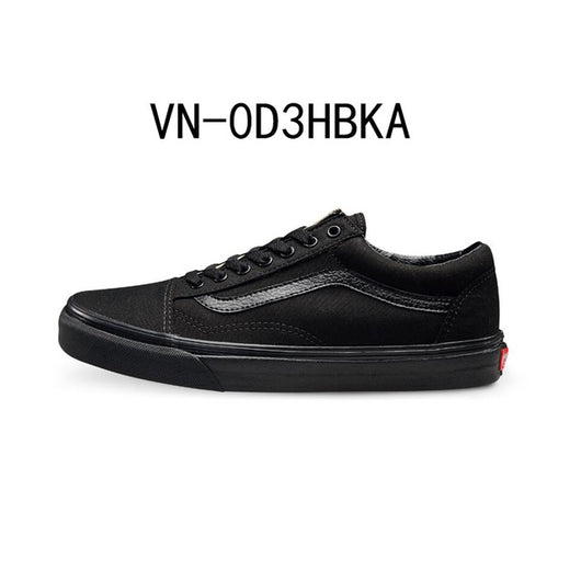 07153b098c Vans Old Skool Sneakers Low-top Trainers Unisex Men Women Sports  Skateboarding Shoes Flat Breathable