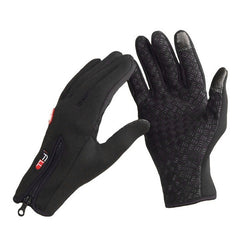 Gloves For Winter & Autumn Windproof Touch Screen