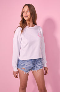 Milla Sweater - White Orbit