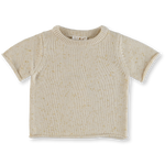 Load image into Gallery viewer, Speckle Tee - Golden Speckle