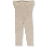 Load image into Gallery viewer, Ribbed Marle Leggings - Oatmeal