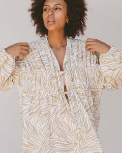 Penny Smock Blouse Wilde