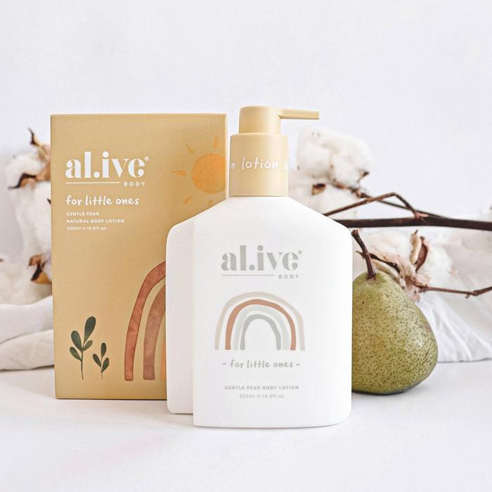 Al.ive Baby Body Lotion - Gentle Pear