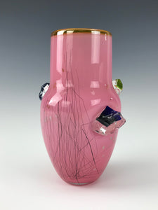 Inclusion Vase - Paradise Pink