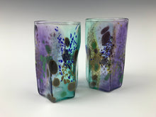 Load image into Gallery viewer, Nyminal Cup Set - Purple/Iris Green