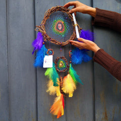 Custom crystals Dream Catcher