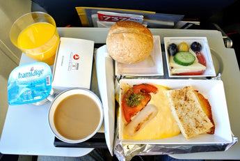 Why Does In-Flight Food Taste Different?