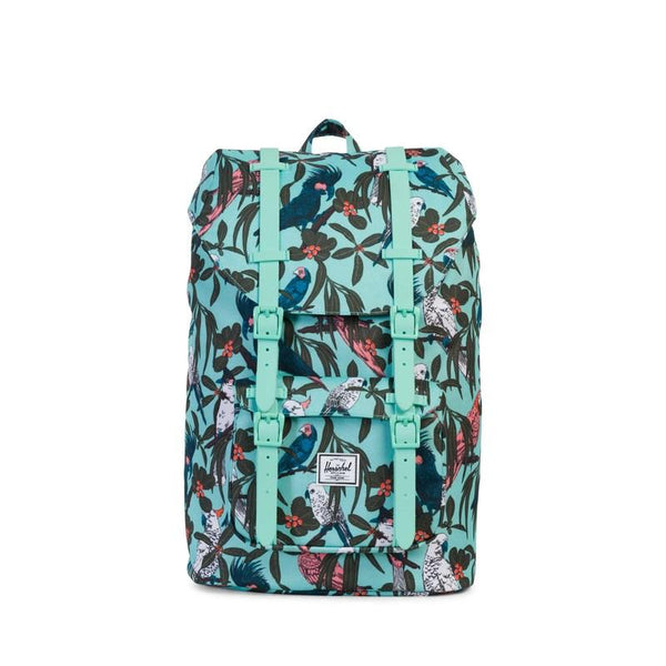 Herschel Supply Little America Mid Backpack - Lucite Green Parlor