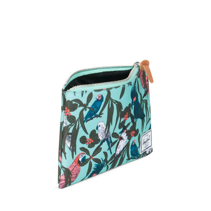 Herschel Supply Field Pouch Pouch - Lucite Green Parlor