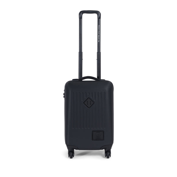 Herschel Supply Trade Carry-On Luggage - Black/Black