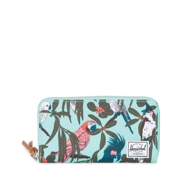 Herschel Supply Thomas Wallet - Lucite Green Parlor